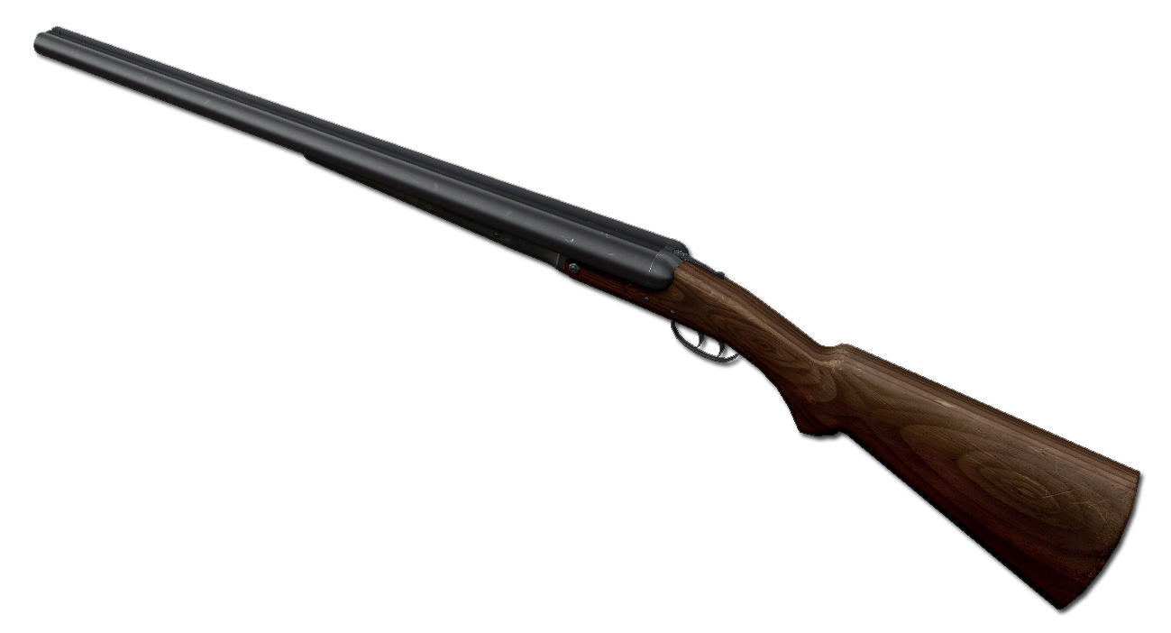 Doublebarrel_shotgun для css v34