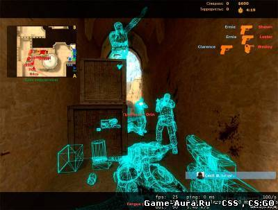 Aim + Wallhack для css v75